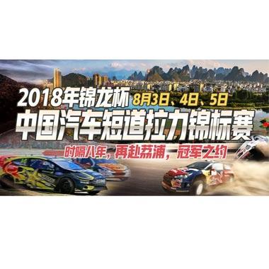 直播回顾:燃爆了!中国汽车短道拉力锦标赛在荔浦上演速度与激情,场面堪比《007》!