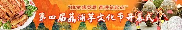 直播回顾:一台不容错过的文艺盛宴,第四届荔浦芋文化节开幕式今晚倾情开演